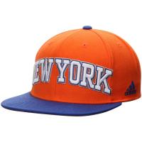 New York Knicks nba adidas snapback спортивная кепка с прямым козырьком