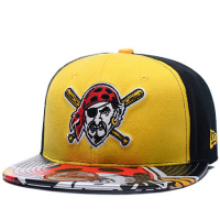 Pittsburgh Pirates mlb new era flex practice спортивная бейсболка черная