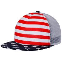 USA Americana snapback trucker спортивная кепка с сеткой