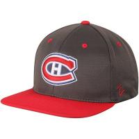 Montreal Canadiens nhl zephyr snapback хоккейная кепка с прямым козырьком