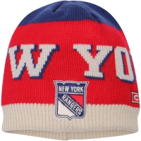 New York Rangers nhl ccm vintage хоккейная шапка