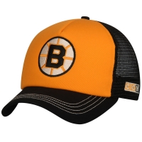 Boston Bruins nhl ccm foam trucker хоккейная бейсболка с сеткой