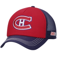 Montreal Canadiens nhl ccm foam trucker хоккейная бейсболка с сеткой