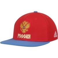 Россия adidas world cup flex-fit хоккейная кепка сине-красная
