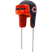 Chicago Bears nfl new era helmet trapper зимняя шапка ушанка