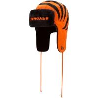 Cincinnati Bengals nfl new era helmet trapper зимняя шапка ушанка