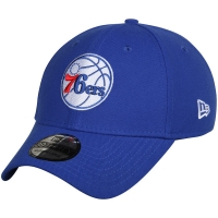 Philadelphia 76ers nba new era flex-fit classic спортивная бейсболка синяя
