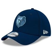 Memphis Grizzlies nba new era flex-fit classic спортивная бейсболка темно-синяя