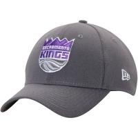 Sacramento Kings nba new era flex-fit classic спортивная бейсболка серая
