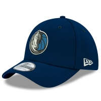 Dallas Mavericks nba new era flex-fit classic спортивная бейсболка темно-синяя