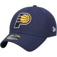 Indiana Pacers nba new era flex-fit classic спортивная бейсболка темно-синяя