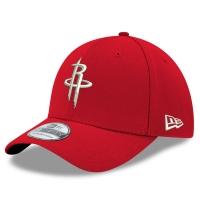 Houston Rockets nba new era flex-fit classic спортивная бейсболка красная