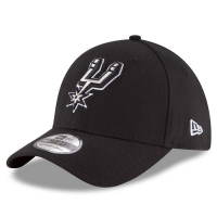 San Antonio Spurs nba new era flex-fit classic спортивная бейсболка черная