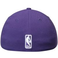 Phoenix Suns nba new era flex-fit classic спортивная бейсболка фиолетовая