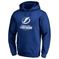 Tampa Bay Lightning nhl fanatics team hoodie хоккейная толстовка с капюшоном