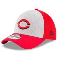 Cincinnati Reds mlb new era flex neo спортивная бейсболка красная