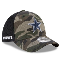 Dallas Cowboys nfl new era flex neo спортивная бейсболка камуфляжная
