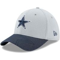 Dallas Cowboys nfl new era flex maze спортивная бейсболка серая