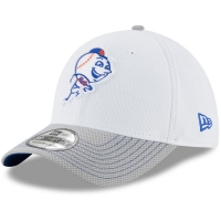 New York Mets mlb new era flex rapid спортивная бейсболка белая