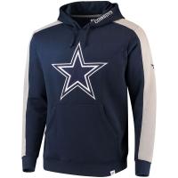 Dallas Cowboys nfl pro line pullover hoodie толстовка с капюшоном