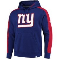 New York Giants nfl fanatics pro line pullover hoodie толстовка с капюшоном