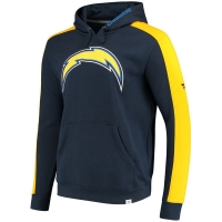Los Angeles Chargers nfl pro line pullover hoodie толстовка с капюшоном
