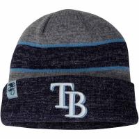 Tampa Bay Rays mlb new era heathered зимняя спортивная шапка