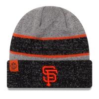 San Francisco Giants mlb new era heathered зимняя спортивная шапка