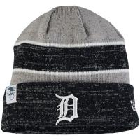 Detroit Tigers mlb new era on field зимняя спортивная шапка