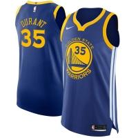Kevin Durant Golden State Warriors nba nike authentic джерси баскетбольная майка синяя