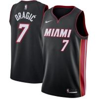 Goran Dragic Miami Heat nba nike джерси баскетбольная майка черная