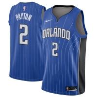Elfrid Payton Orlando Magic nba nike джерси баскетбольная майка синяя