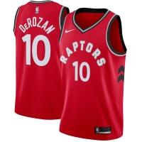 DeMar DeRozan Toronto Raptors nba nike джерси баскетбольная майка красная