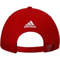 Bayern Munich FC adidas футбольная бейсболка красная