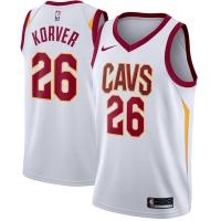 Kyle Korver Cleveland Cavaliers nba nike джерси баскетбольная майка белая