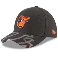 Baltimore Orioles mlb new era flex flow спортивная бейсболка черная