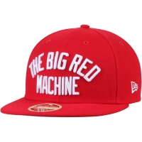 Cincinnati Reds mlb new era snapback the big red machine спортивная кепка красная