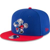 Philadelphia 76ers nba new era snapback спортивная кепка синяя