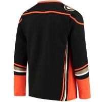 Anaheim Ducks nhl fanatics хоккейная спортивная кофта черная