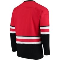 Carolina Hurricanes nhl fanatics хоккейная спортивная кофта красная