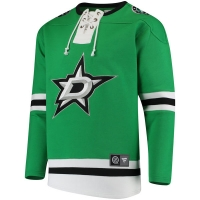 Dallas Stars nhl хоккейная спортивная кофта зеленая