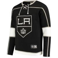 Los Angeles Kings nhl fanatics хоккейная спортивная кофта черная
