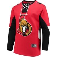 Ottawa Senators nhl fanatics хоккейная спортивная кофта красная