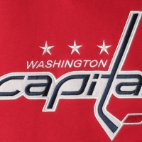 Washington Capitals nhl fanatics хоккейная спортивная кофта красная