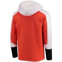Philadelphia Flyers nhl full-zip hoodie хоккейная толстовка с капюшоном