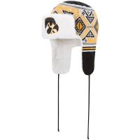 Iowa Hawkeyes ncaa new era trapper зимняя спортивная шапка ушанка