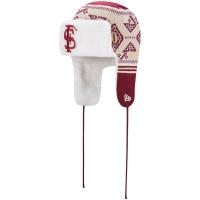 Florida State Seminoles ncaa new era trapper зимняя спортивная шапка ушанка
