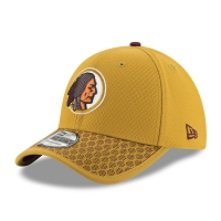 Washington Redskins nfl new era flex historic спортивная бейсболка gold