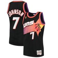 Kevin Johnson Phoenix Suns nba 1996-97 hardwood classics джерси баскетбольная майка