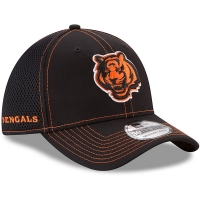 Cincinnati Bengals nfl new era flex neo спортивная бейсболка черная